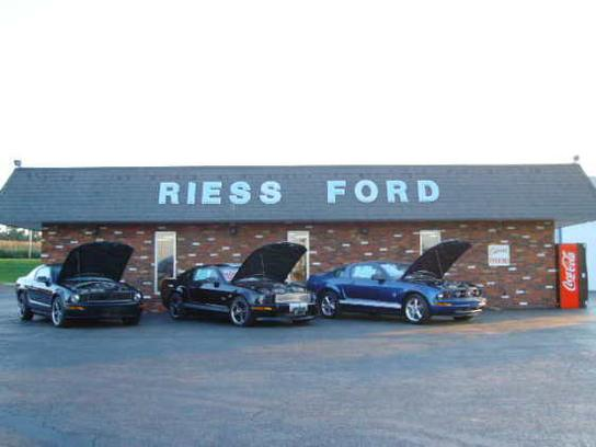 Riess Ford