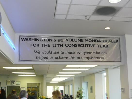 Honda Auto Center of Bellevue 2