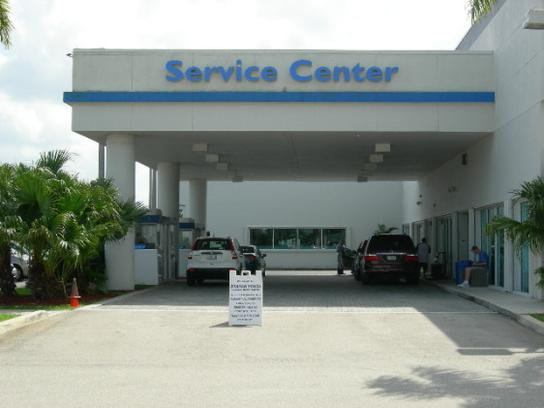 Braman Honda of Palm Beach 1
