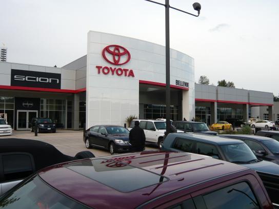 Michael S Toyota Car Dealership In Bellevue Wa 98007 6420