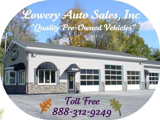 Lowery's Auto Sales, Inc.