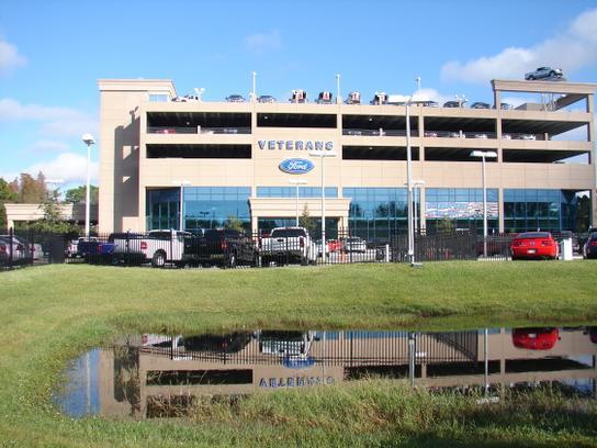 Ford Dealership Tampa >> Veterans Ford Veterans Expressway Exit 7 Car Dealership