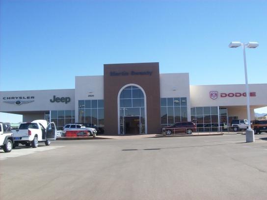 Martin Swanty Chrysler Dodge Jeep Kia Car Dealership In