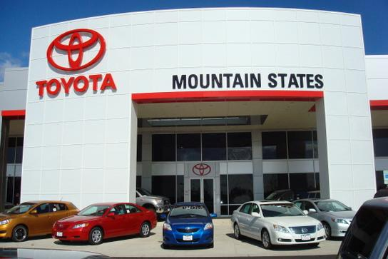 Mountain States Toyota 1