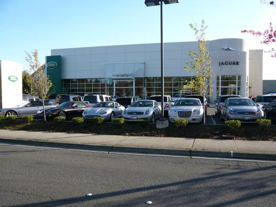 Jaguar Land Rover Bellevue car dealership in Bellevue, WA ...