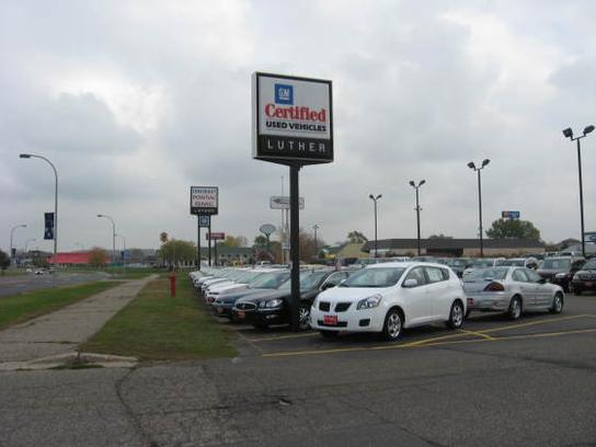 Luther Hudson Chevrolet GMC Car Dealership In Hudson, WI 54016 | Kelley  Blue Book