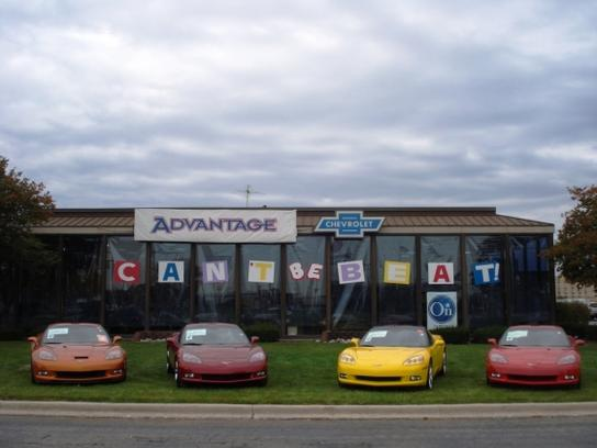 Advantage Chevrolet of Bolingbrook 2