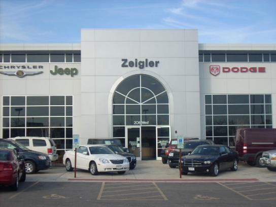 Schaumburg Car Dealers >> Zeigler Chrysler Dodge Jeep Ram Of Schaumburg Car Dealership
