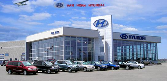 Van Horn Fond Du Lac >> Van Horn Hyundai Of Fond Du Lac Car Dealership In Fond Du