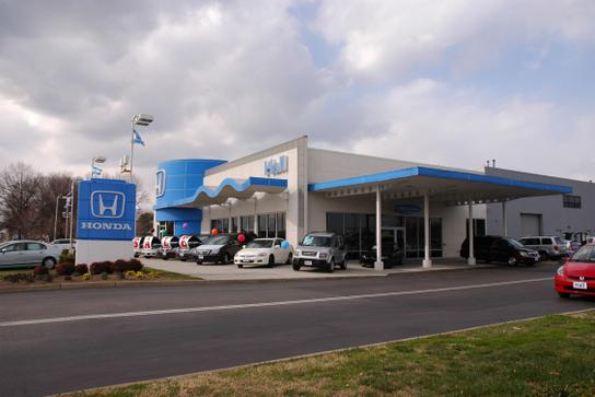 Hall Honda of Virginia Beach 2