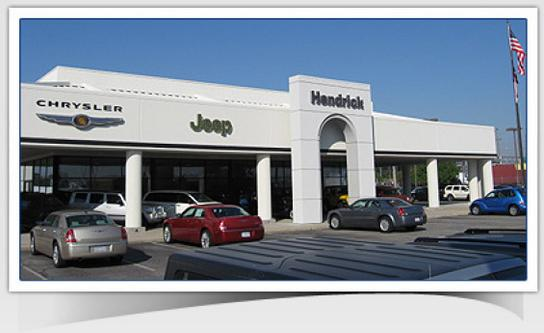 Hendrick Chrysler Jeep 1