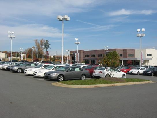 Modern Chevrolet Car Dealership In Winston Salem Nc 27105