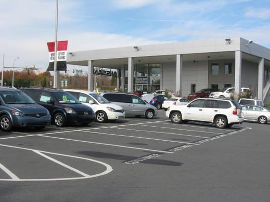 Nissan Car Dealership Greensboro Nc
