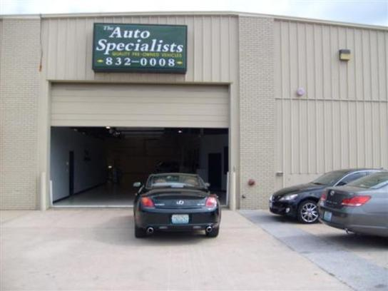 The Auto Specialists 3