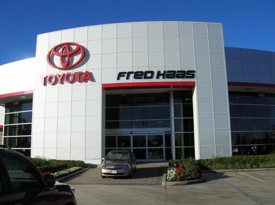 Fred Haas Toyota Country