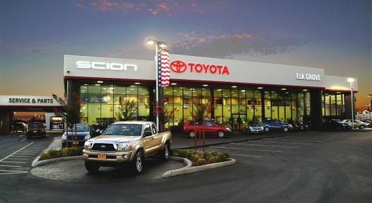 Elk Grove Toyota Car Dealership In Elk Grove, CA 95757 | Kelley Blue Book