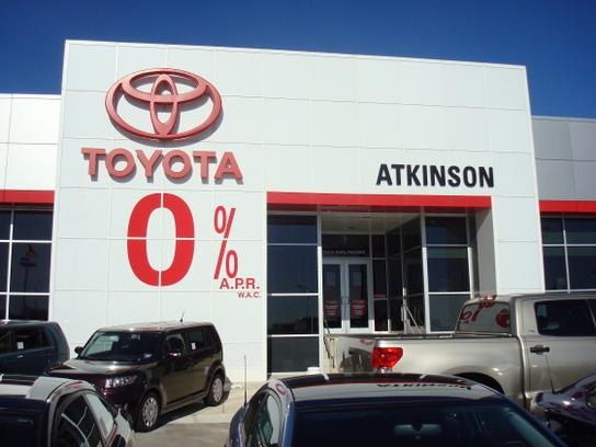 Atkinson Toyota Bryan Tx >> Bryan College Station Toyota Car Dealership In Bryan Tx 77802