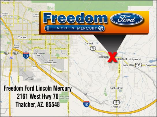 Freedom Ford Lincoln