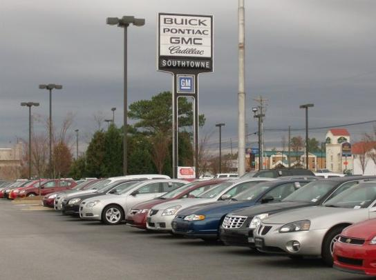 Southtowne Chevrolet Buick GMC Cadillac 3