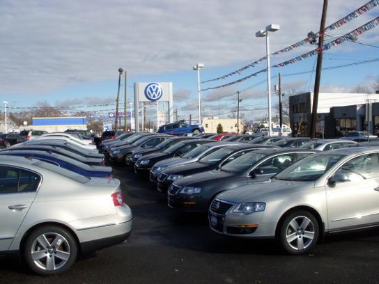 Linden Volkswagen Car Dealership In Roselle Nj 07203 2920
