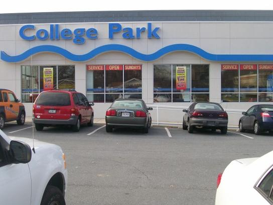 College Park Hyundai/Honda Used Car Zone 2