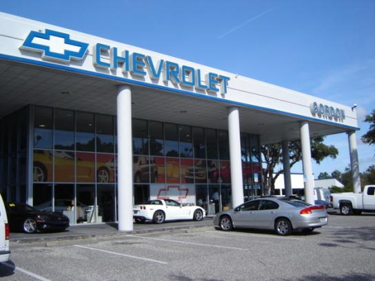 Gordon Chevrolet/Garden City, MI In Garden City, MI, 48135 | Auto