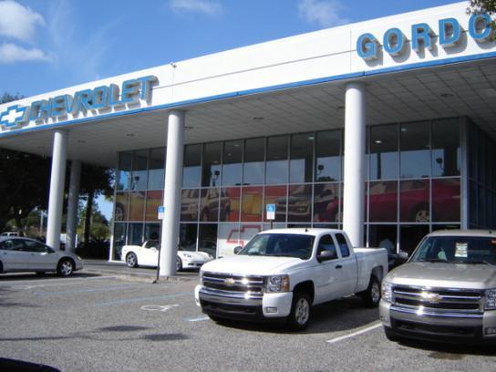 gordon chevrolet orange park car dealership in orange park fl 32065 kelley blue book. Black Bedroom Furniture Sets. Home Design Ideas