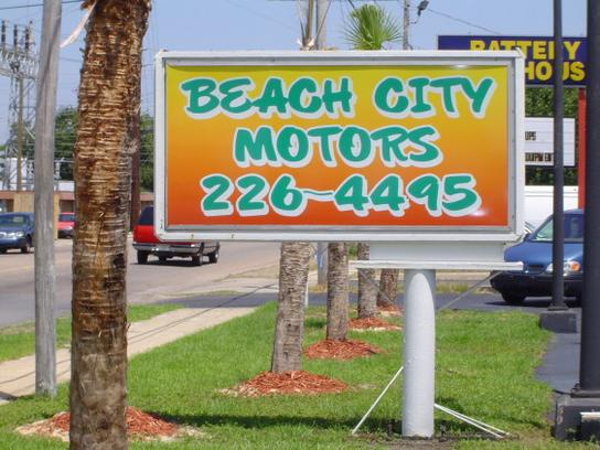 Beach City Motors