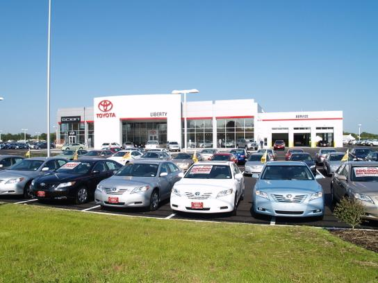 Toyota Dealer Nj >> Liberty Toyota Car Dealership In Burlington Nj 08016 2249