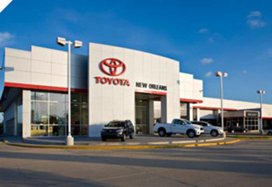 Toyota Of New Orleans >> Toyota Of New Orleans Car Dealership In New Orleans La 70128