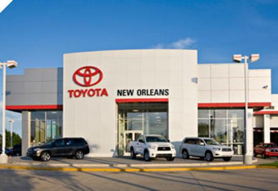Toyota of New Orleans