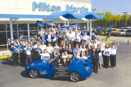 Honda Of Gainesville >> Milton Martin Honda Car Dealership In Gainesville Ga 30504 6052