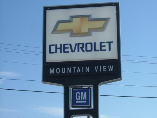 Hagans Mountain View Chevrolet