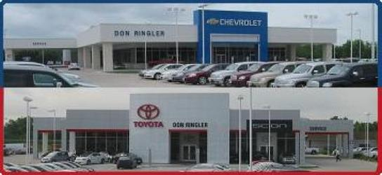 Car Dealership Ratings And Reviews Don Ringler Chevrolet Toyota In Temple Tx 76502 5815 Kelley Blue Book