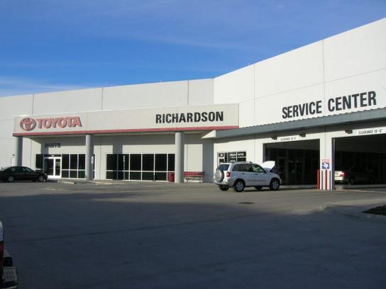 Toyota Of Richardson Car Dealership In Tx 75080 Kelley Blue Book