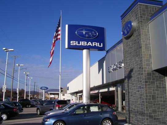Stuckey Ford Subaru Car Dealership In Hollidaysburg Pa 16648 Kelley Blue Book