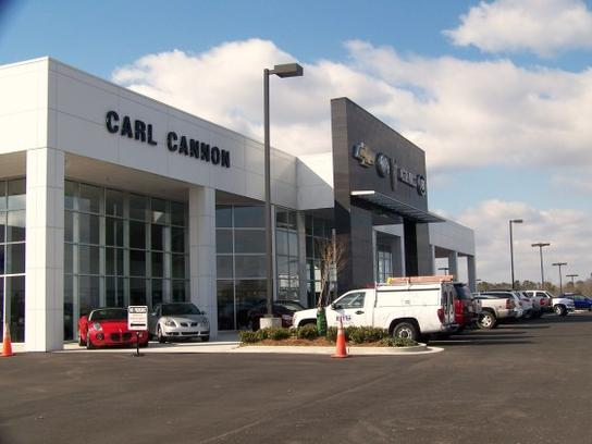 Carl Cannon Chevrolet Cadillac Buick GMC 1