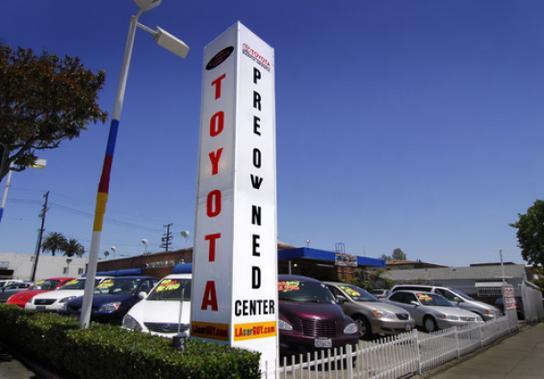 Toyota Santa Monica Service >> Toyota Santa Monica car dealership in Santa Monica, CA 90401-2702 | Kelley Blue Book