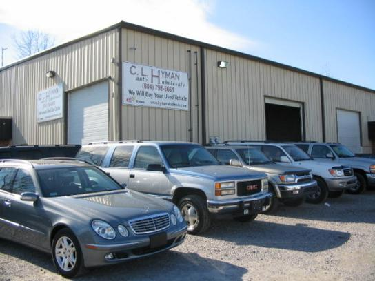 C L Hyman Auto Wholesale