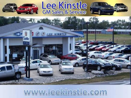 Lee Kinstle GM Sales and Service 1
