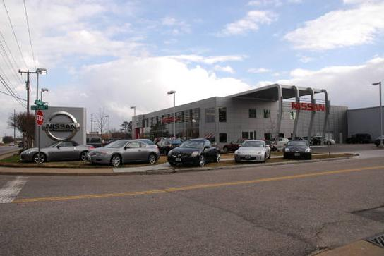 Hall Nissan of Virginia Beach 1