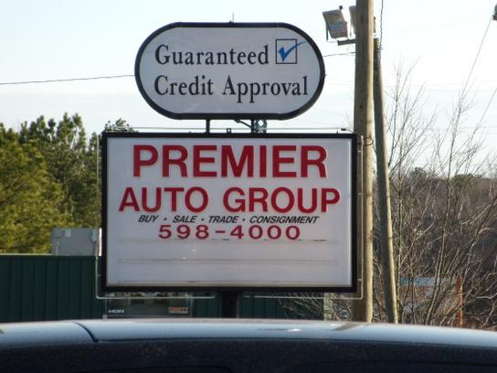 Premier Auto Group - NC 3