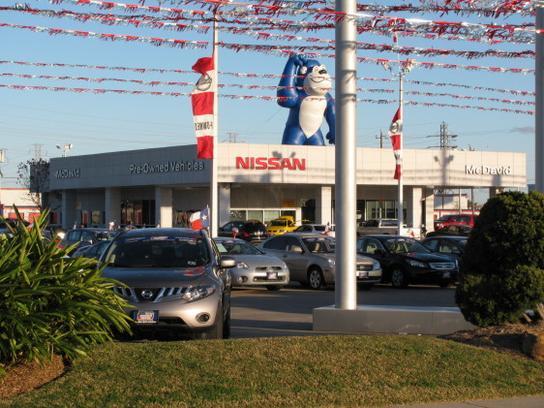 Elegant David McDavid Nissan Car Dealership In Houston, TX 77034 | Kelley Blue Book