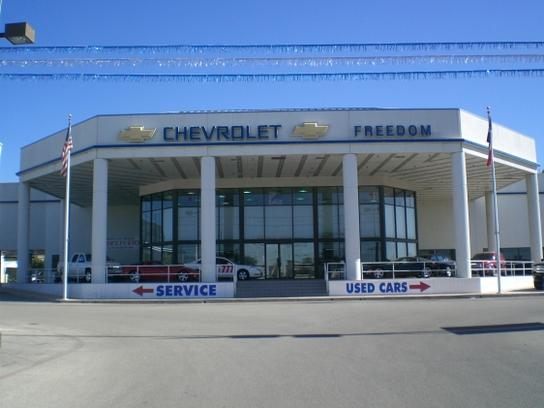 Freedom Chevrolet Car Dealership In San Antonio Tx 78249 Kelley Blue Book
