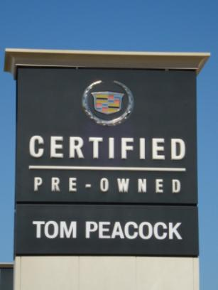 Tom Peacock Cadillac