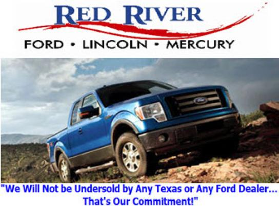 Red River Ford Lincoln in Durant