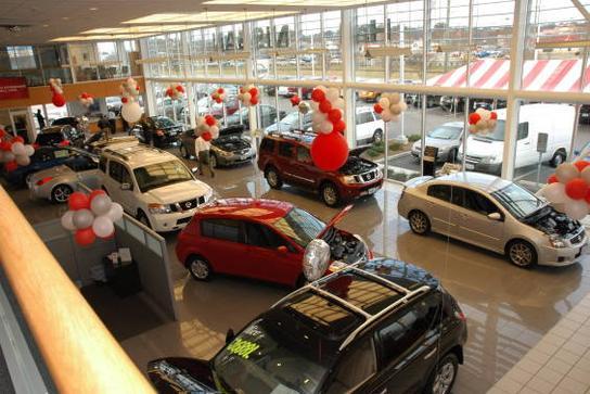 Hall Nissan of Virginia Beach car dealership in Virginia Beach, VA ...