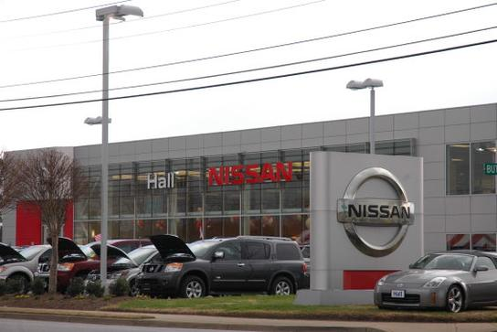Hall Nissan of Virginia Beach 3