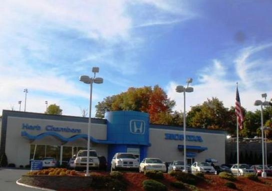 herb chambers honda of burlington car dealership in