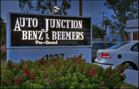 Auto Junction Benz and Beemers